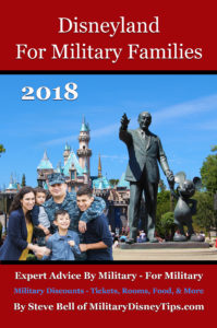 2018 Disneyland for Military Families