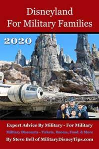 Disneyland for Military Families 2020
